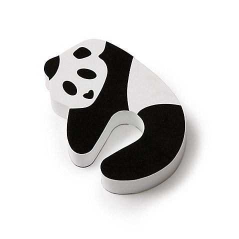 Mommy S Helper 174 Panda Door Pinch Guard And Door Stop Bed