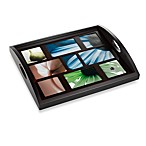 Umbra® Espresso Personalized Photo Serving Tray