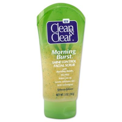 Clean and Clear® Morning Burst® 5 oz. Shine Control Facial Cleanser