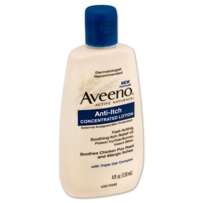 Aveeno® 4 oz. Anti-Itch Concentrated Lotion
