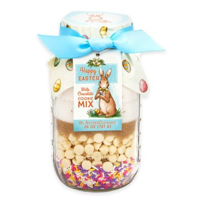 Alder Creek Sister's Gourmet Happy Easter White Chocolate Chip Cookie Mix