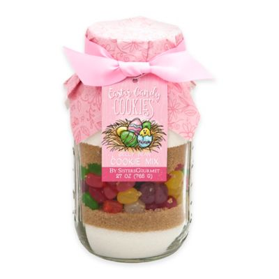 Alder Creek Sister's Gourmet Easter Candy Cookies Jelly Bean Cookie Mix