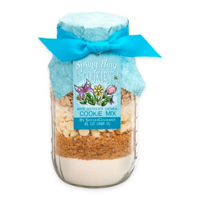 Alder Creek Sister's Gourmet Spring Fling White Chocolate Oatmeal Cookie Mix