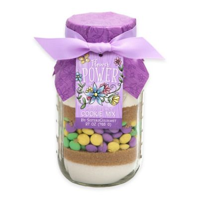 Alder Creek Sister's Gourmet Flower Power Chocolate Candy Cookie Mix
