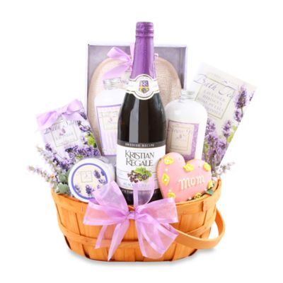 Alder Creek Relaxing Lavender for Mom Gift Set