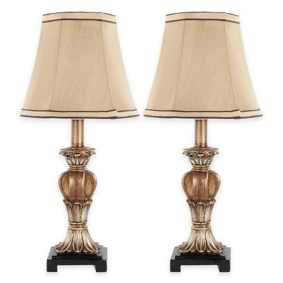 Gold Lamp Shades