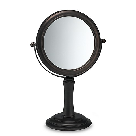 India ink winston vanity mirror in oil rubbed bronze bed - Oil rubbed bronze bathroom mirrors ...
