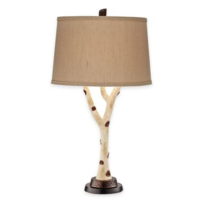 Pacific Coast® Lighting Birch Tree Lamp
