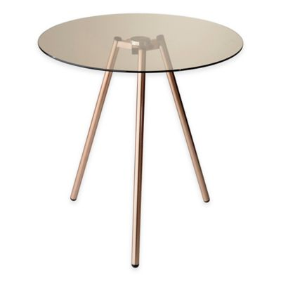 Adesso® Gibson Accent Table in Copper