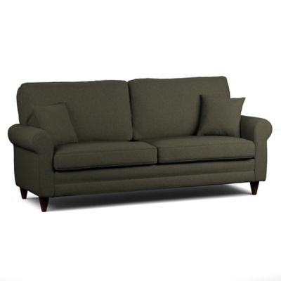 Handy Living Gilmore SoFast Sofa in Basil Grey