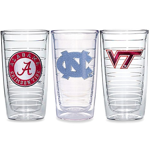 Tervis® Tumbler Collegiate 16-Ounce Tumblers (Sets of 4)