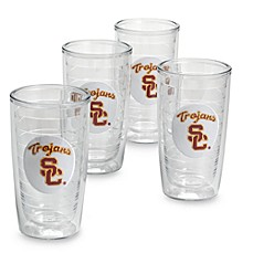 Tervis® University of Southern California Trojans 16-Ounce Tumblers (Set of 4)
