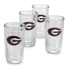 Tervis® University of Georgia 16-Ounce Tumblers (Set of 4)