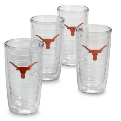 University of Texas 16-Ounce Tumblers
