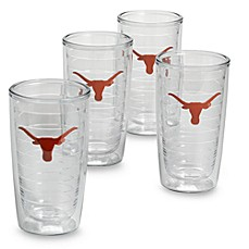 Tervis® University of Texas 16-Ounce Tumblers (Set of 4)