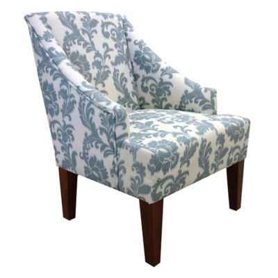 Honolulu Fabric Accent Chair