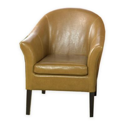 Leather Home Chair