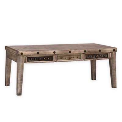 Bolt Coffee Table in Light Grey