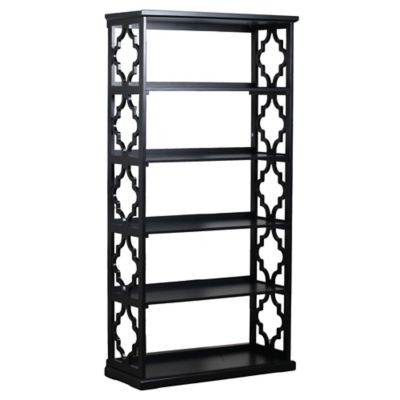 Bombay Turner Bookcase in Black