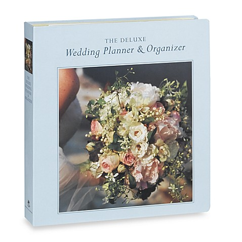 The Deluxe Wedding Planner and Organizer