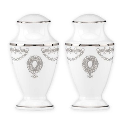 Marchesa by Lenox® Empire Pearl Salt and Pepper Shakers