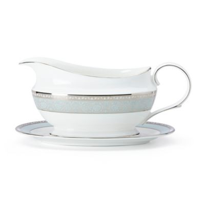 Lenox® Westmore Sauce Boat with Stand