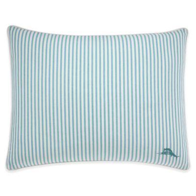Tommy Bahama® La Scala Breezer Breakfast Throw Pillow in Sea Glass