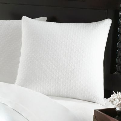 Tommy Bahama® Heirloom Embroidery European Pillow Sham in Coconut