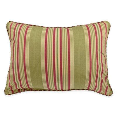 Waverly® Imperial Dress Oblong Throw Pillow in Antique