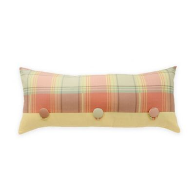 Waverly® Sonnet Sublime Oblong Throw Pillow in Jewel
