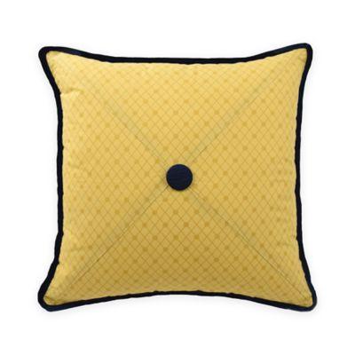 Waverly® Rhapsody Square Throw Pillow in Jewel