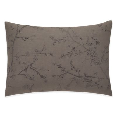 Dark Brown Pillow Bed
