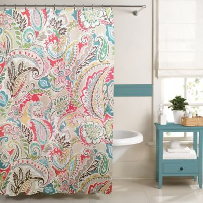 Lucca 72-Inch x 72-Inch Shower Curtain