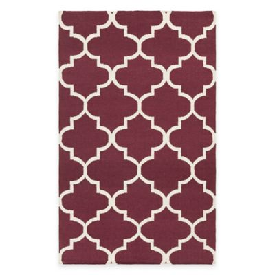 Artistic Weavers York Mallory 9-Foot x 12-Foot Area Rug in Purple