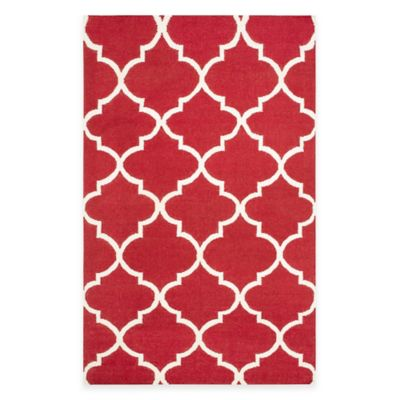Artistic Weavers York Mallory 9-Foot x 12-Foot Area Rug in Red