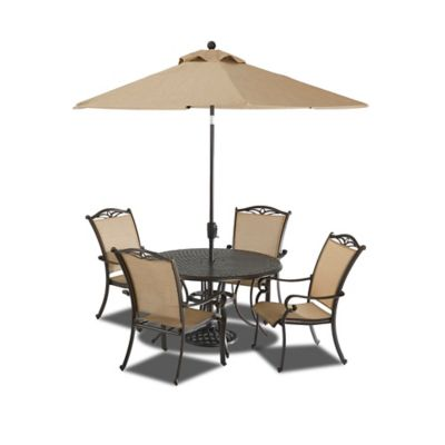 Klaussner 7-Piece Outdoor Dining Set