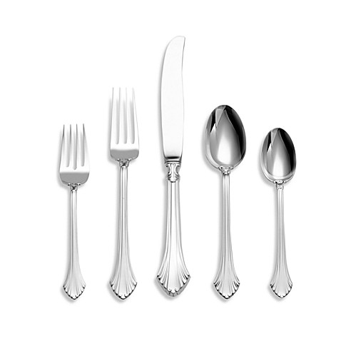 Wallace® French Regency® Sterling Silver Flatware 5-Piece Place Setting