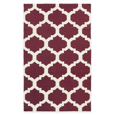 Artistic Weavers York Harlow 9-Foot x 12-Foot Area Rug in Purple