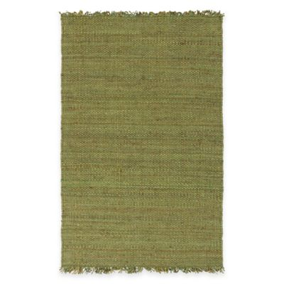 Feizy Tropica Harper 4-Foot x 6-Foot Area Rug in Blue