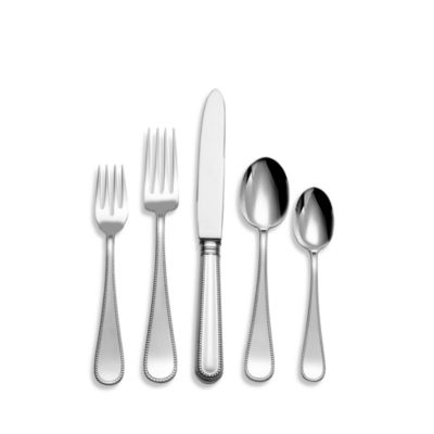 Wallace® Palatina Sterling Silver Flatware 5-Piece Place Setting