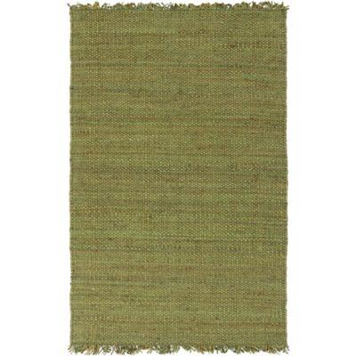 Feizy Tropica Harper 8-Foot x 10-Foot Area Rug in Green