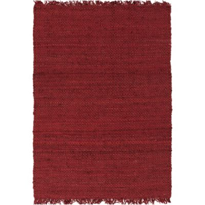 Feizy Tropica Harper 8-Foot x 10-Foot Area Rug in Red