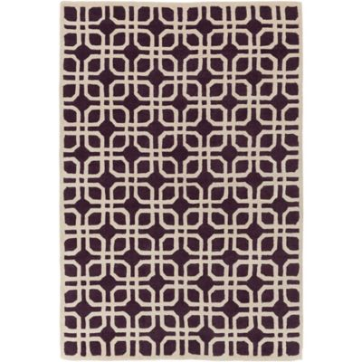 Artistic Weavers Transit Madison 2-Foot x 3-Foot Accent Rug in Purple