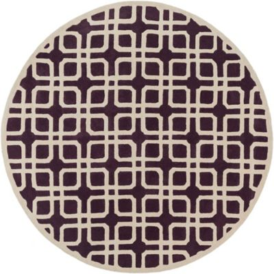 Artistic Weavers Transit Madison 6-Foot Round Area Rug in