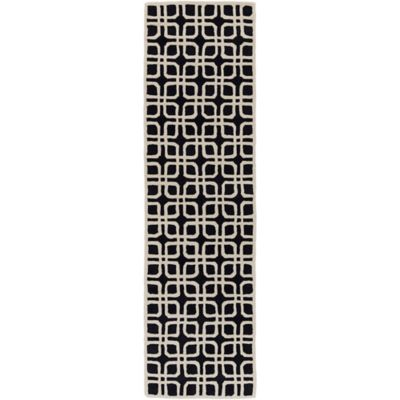 Artistic Weavers Transit Madison 2-Foot 3-Inch x 10-Inch Runner in Slate