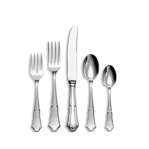Wallace® Barocco® Sterling Silver Flatware 5-Piece Place Setting
