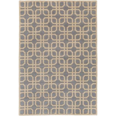 Artistic Weavers Transit Madison 6-Foot x 9-Foot Area Rug in Light Blue