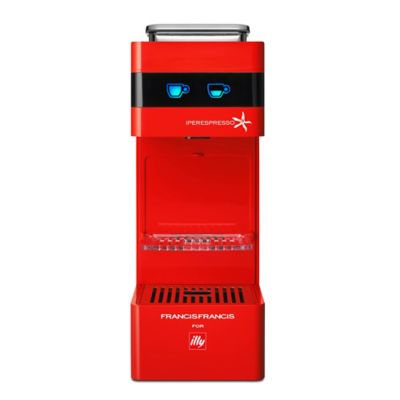 illy® Francis Francis Y3 Espresso Machine in Red