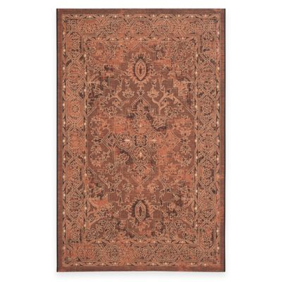 Safavieh Palazzo Kadri 2-Foot x 3-Foot 6-Inch Accent Rug in Black/Cream