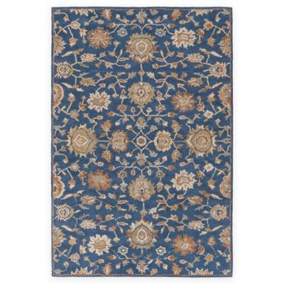 Artistic Weavers Origin Abigail 5-Foot x 7-Foot 6-Inch Area Rug in Blue